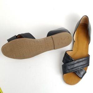 Sarto by Franco Sarto Vala Slide on d'orsay sandal